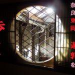 奈良洞泉寺・東岡遊郭跡をあるく